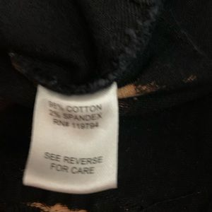 ONE WORLD Jackets & Coats - Dipped Tye Dye One World Black Denim Jean Jacket
